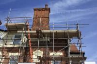 Travaux de ravalement de façade d' immeuble