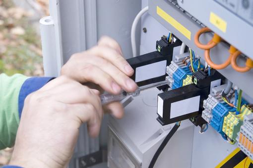 installation d'électricité