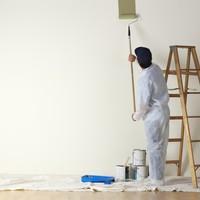 peindre plafond salle de bain